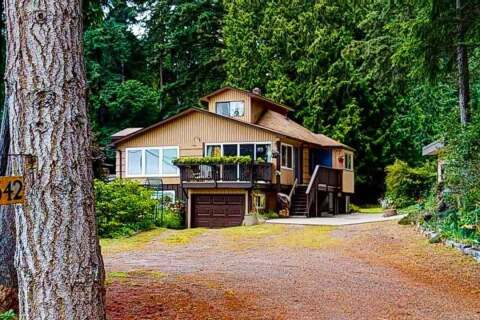House for sale at 1342 Chaster Rd Gibsons British Columbia - MLS: R2472802