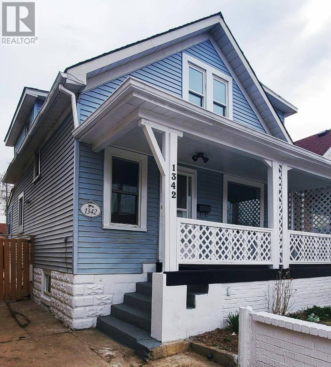House for sale at 1342 Drouillard  Windsor Ontario - MLS: 20003708
