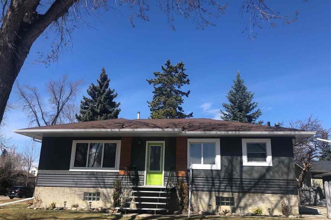 House for sale at 13420 122a Av NW Edmonton Alberta - MLS: E4181823