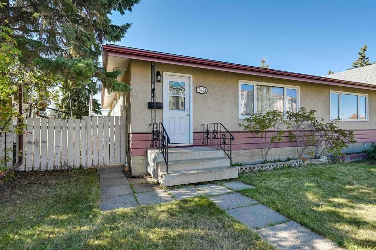 Townhouse for sale at 13424 127 St NW Edmonton Alberta - MLS: E4216474