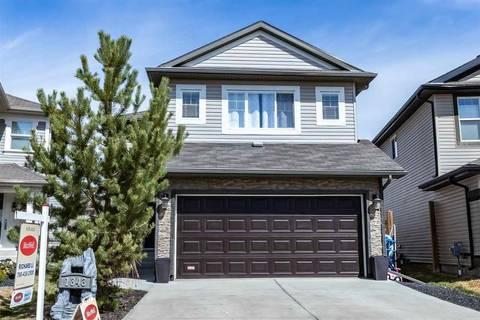 House for sale at 1343 117 St Sw Edmonton Alberta - MLS: E4153532