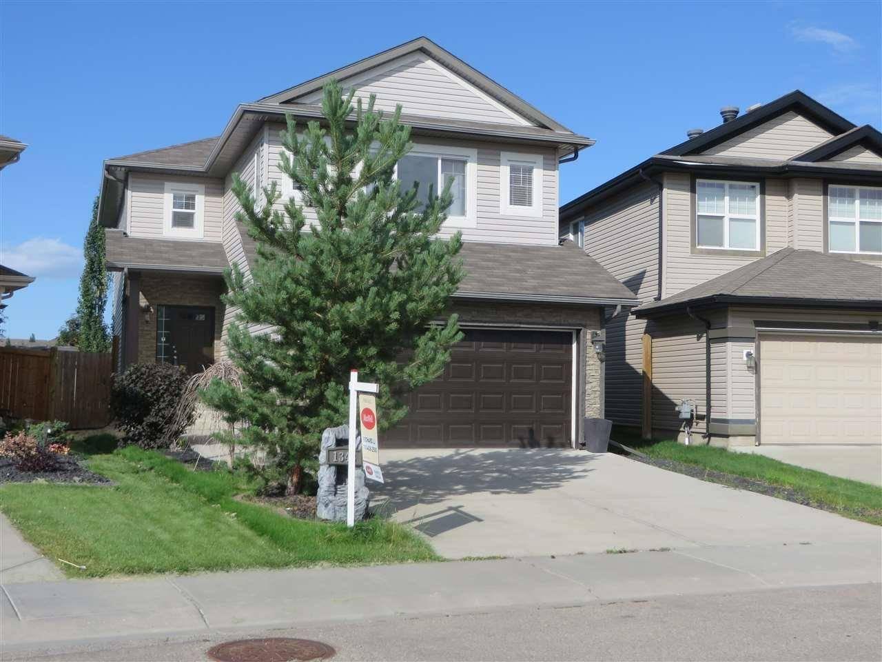House for sale at 1343 117 St Sw Edmonton Alberta - MLS: E4170815