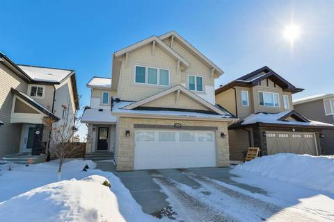 House for sale at 1343 158 St Sw Edmonton Alberta - MLS: E4145784