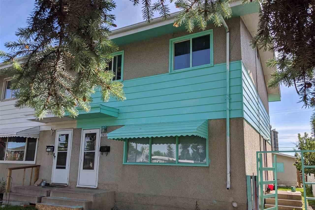 Townhouse for sale at 13431 101 St NW Edmonton Alberta - MLS: E4219169