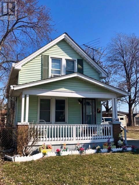 House for sale at 1344 Mcewan  Windsor Ontario - MLS: 20002223