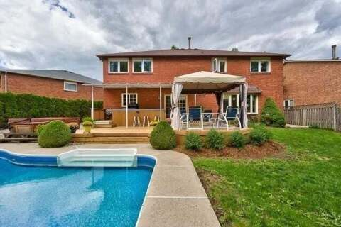 House for sale at 1344 Merrybrook Ln Oakville Ontario - MLS: W4900399