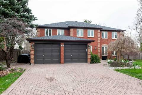 House for sale at 1344 Merrybrook Ln Oakville Ontario - MLS: W4754408