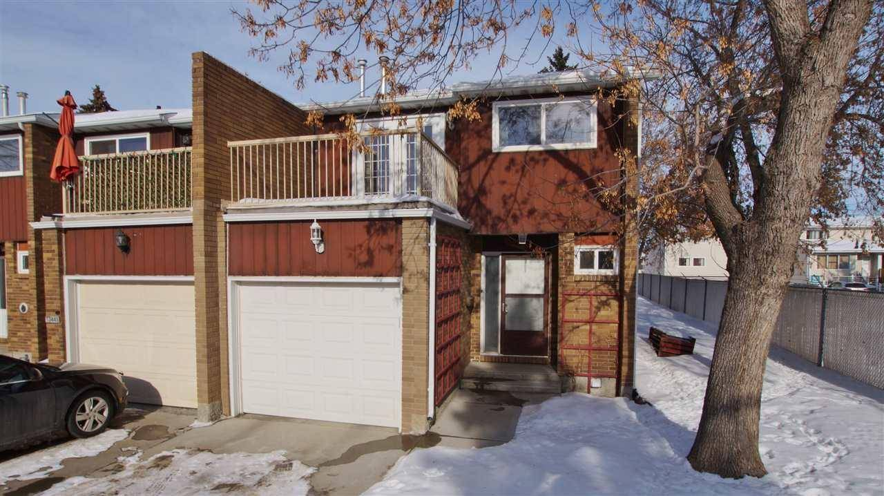 Townhouse for sale at 13443 40 St Nw Edmonton Alberta - MLS: E4188258