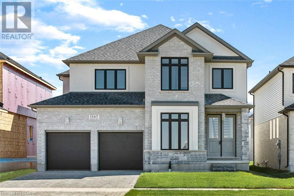 House for sale at 1345 Silverfox Dr London Ontario - MLS: 220951