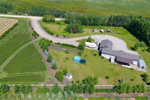 House for sale at 1345 Twp Rd 304  Rural Mountain View County Alberta - MLS: C4288496