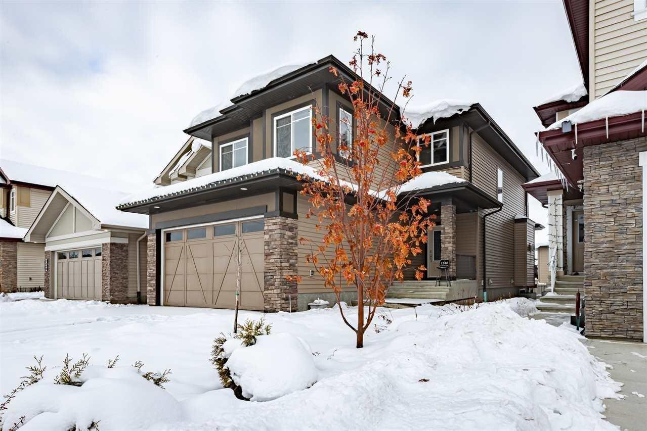 House for sale at 1346 Ainslie Wd SW Edmonton Alberta - MLS: E4214417