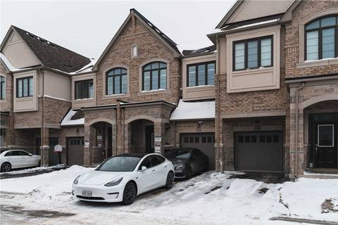 Townhouse for sale at 1346 Restivo Ln Milton Ontario - MLS: W4692327