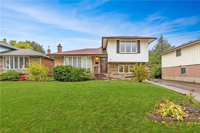 For Sale: 1347 Ludbrook Court, Mississauga, ON | 4 Bed, 2 Bath House for $738,000. See 18 photos!
