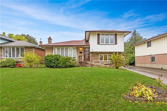 Sold: 1347 Ludbrook Court, Mississauga, ON