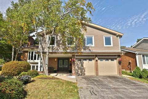 House for sale at 1347 Monmouth Dr Burlington Ontario - MLS: W4598966