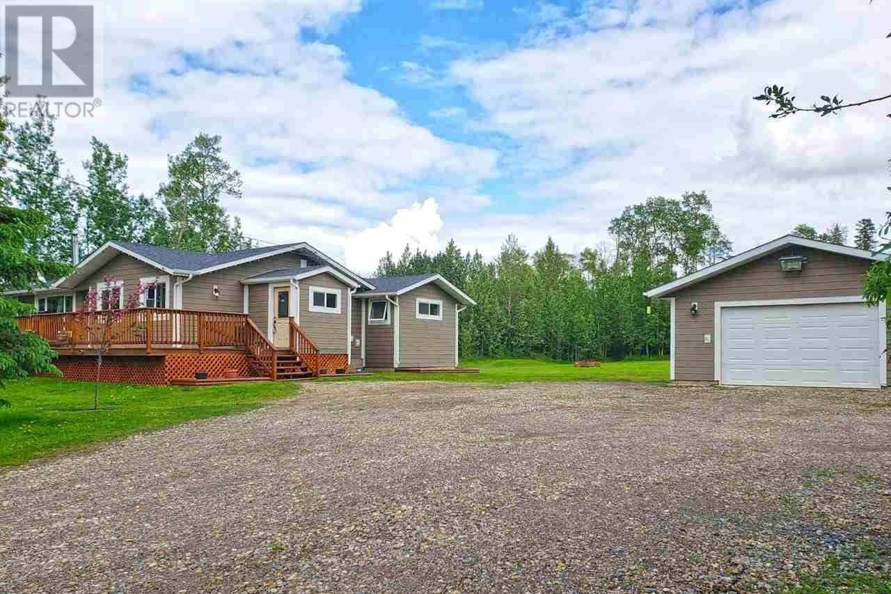 House for sale at 13477 Old Hope Rd Charlie Lake British Columbia - MLS: R2447364