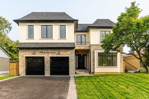 House for sale at 1348 Bridge Rd Oakville Ontario - MLS: W4918058