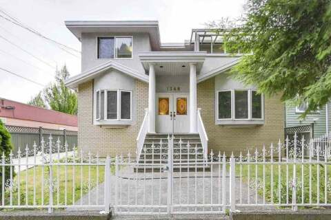 House for sale at 1348 24th Ave E Vancouver British Columbia - MLS: R2496071
