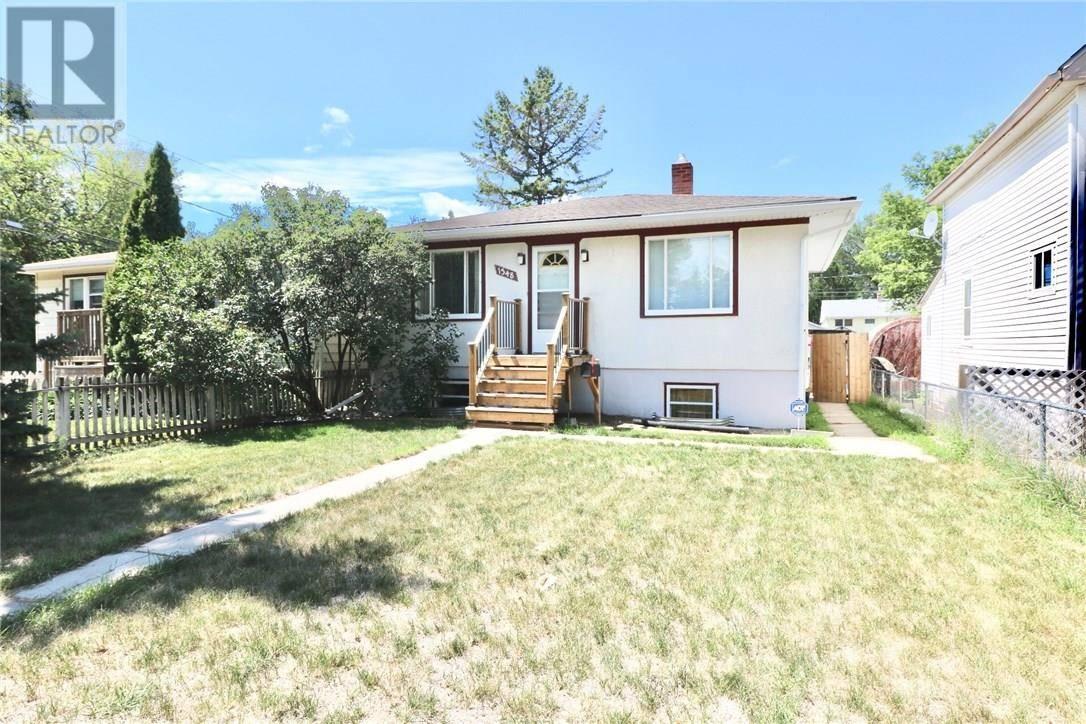 House for sale at 1348 Pasqua St Regina Saskatchewan - MLS: SK763588