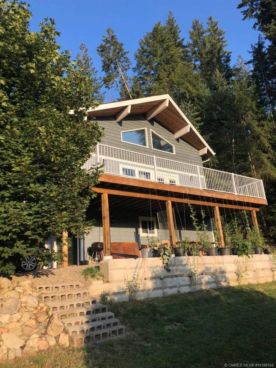 House for sale at 1348 Vella Rd Tappen British Columbia - MLS: 10188104