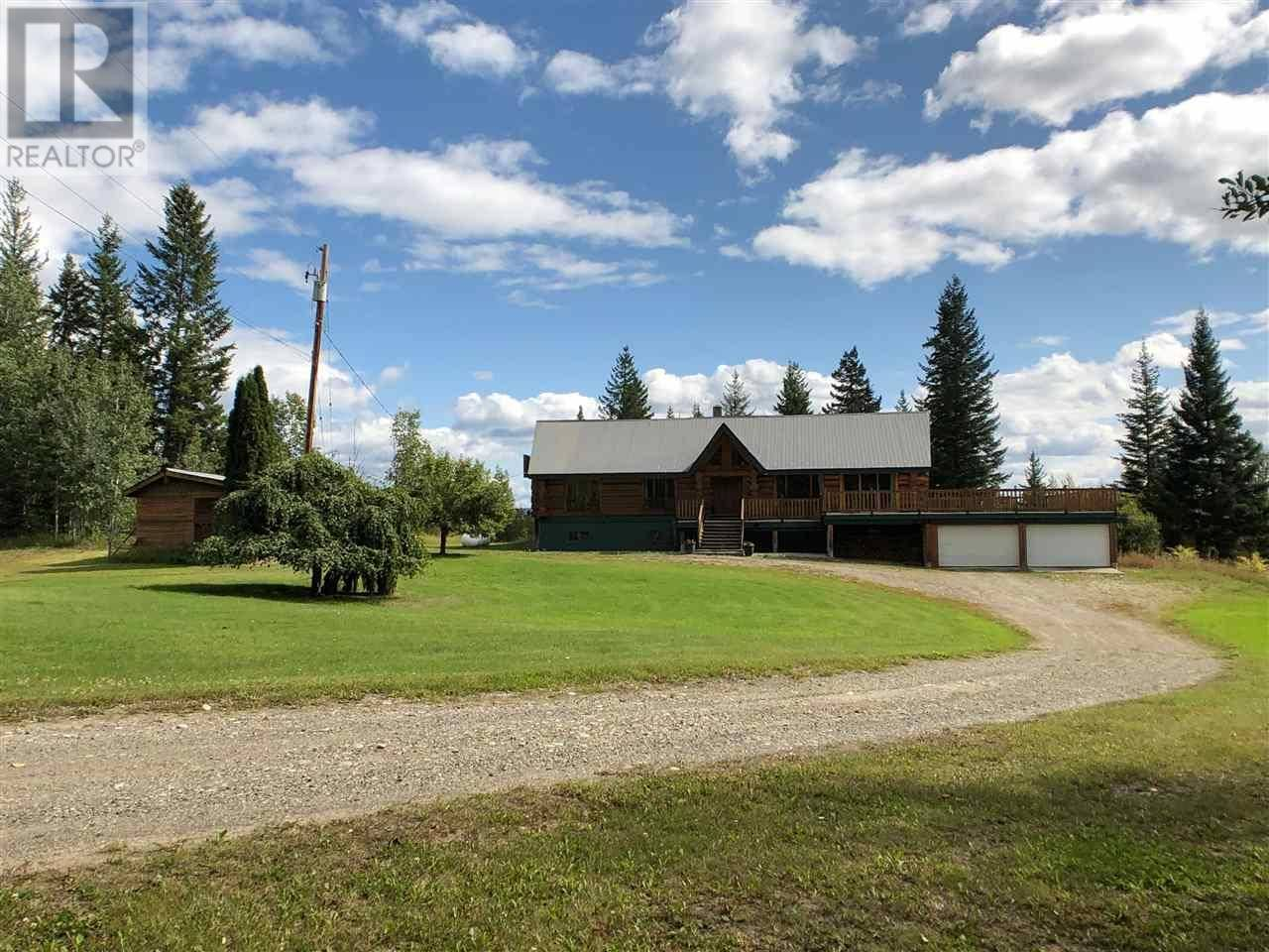 House for sale at 1349 Francess Dr Quesnel British Columbia - MLS: R2428029