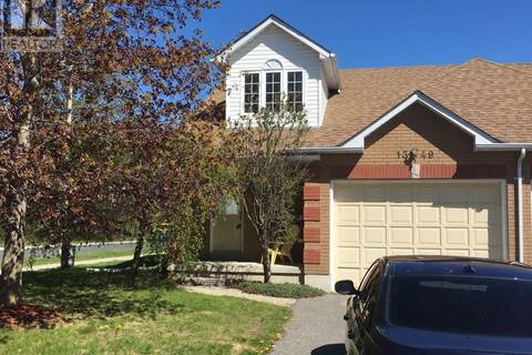 Townhouse for sale at 1349 Lillico Cres Peterborough Ontario - MLS: 196117