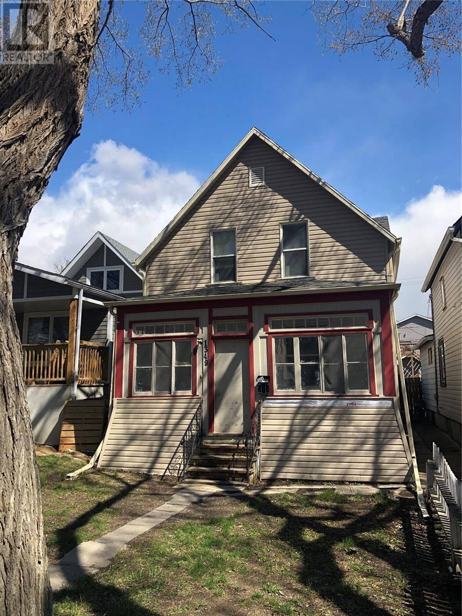 House for sale at 1349 Rae St Regina Saskatchewan - MLS: SK768840