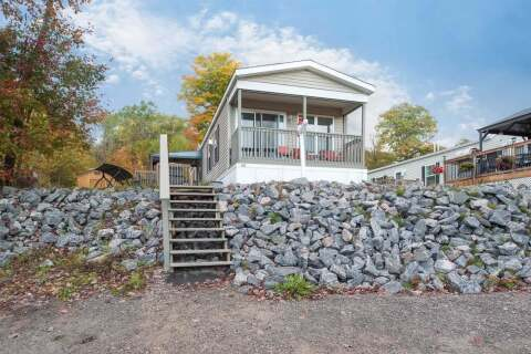 Residential property for sale at 1007 Racoon Rd Unit 135 Gravenhurst Ontario - MLS: X4937895