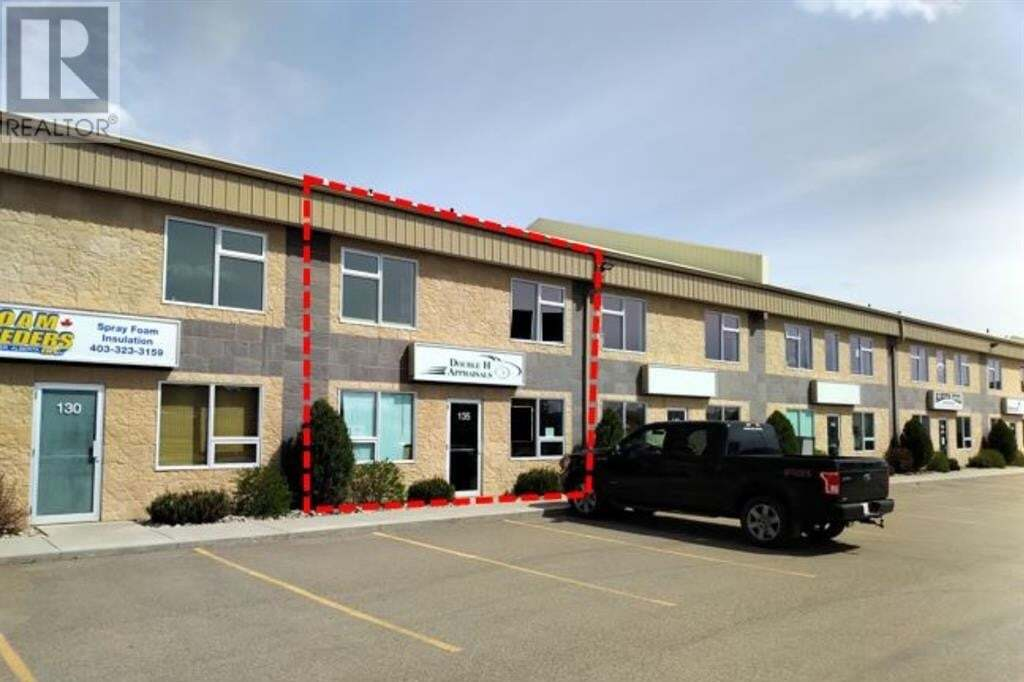 Commercial property for sale at 17 Queensgate Cres Unit 135 Red Deer Alberta - MLS: ca0184893