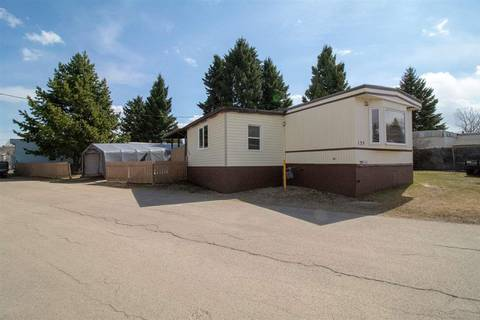 Residential property for sale at 305 Calahoo Rd Unit 135 Spruce Grove Alberta - MLS: E4154637