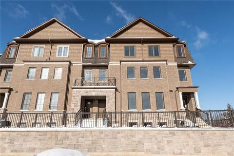 Townhouse for rent at 445 Ontario St S Unit 135 Milton Ontario - MLS: H4067984