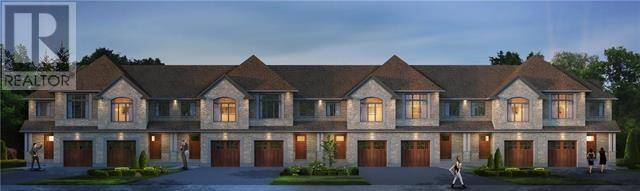 Townhouse for sale at 95 Hollybrook Tr Unit 135 Kitchener Ontario - MLS: 30747888