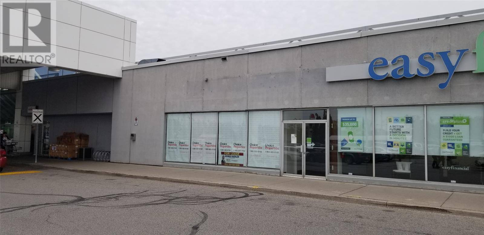 Commercial property for lease at 2430 Dougall Ave Apartment 135 A Windsor Ontario - MLS: 19027312