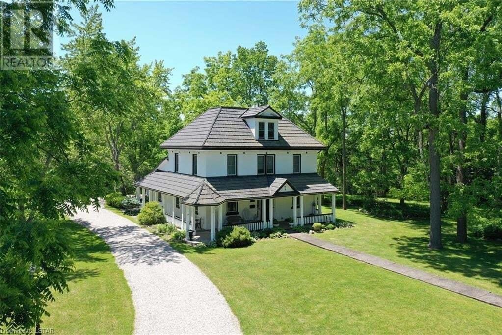 House for sale at 135 Annie Ada Shipley St Ailsa Craig Ontario - MLS: 256987