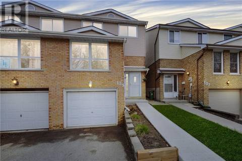 Townhouse for sale at 135 Aylmer Cres Stoney Creek Ontario - MLS: 30729514