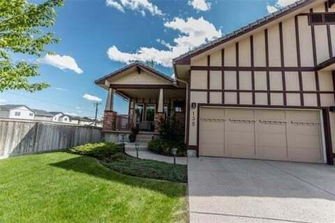 Townhouse for sale at 135 Bridle Estates Me Southwest Calgary Alberta - MLS: C4293193