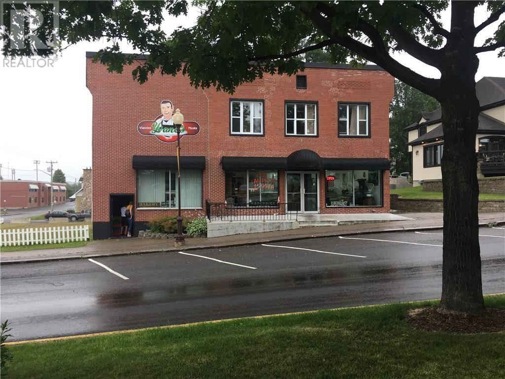 Townhouse for sale at 135 Broadway  Grand Falls New Brunswick - MLS: M124883