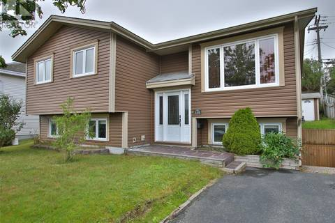 House for sale at 135 Carrick Dr St. John's Newfoundland - MLS: 1193470