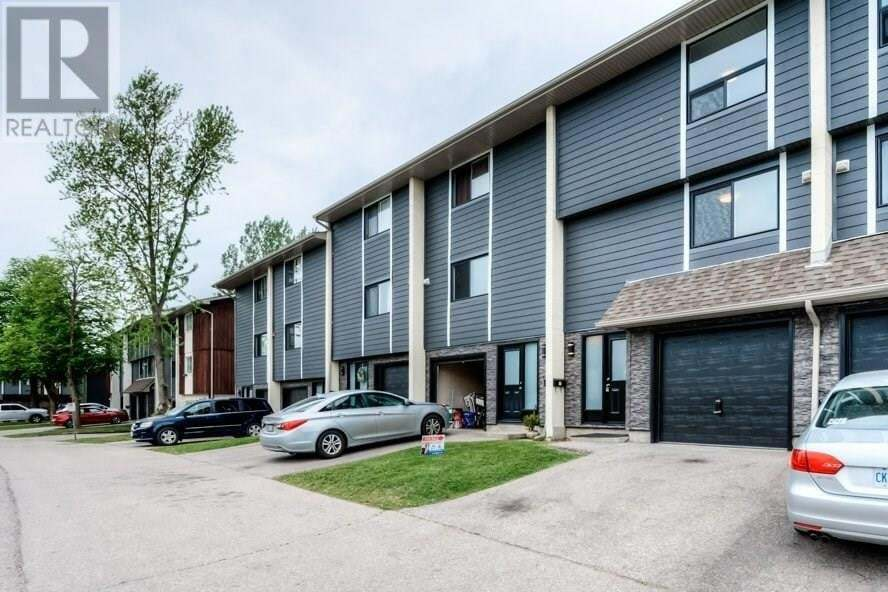Townhouse for sale at 135 Chalmers St South Cambridge Ontario - MLS: 30809171
