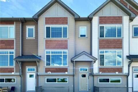 Townhouse for sale at 135 Copperstone Pk Southeast Calgary Alberta - MLS: C4301641