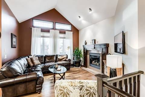 Townhouse for sale at 135 Cranleigh Wy Southeast Calgary Alberta - MLS: C4281592