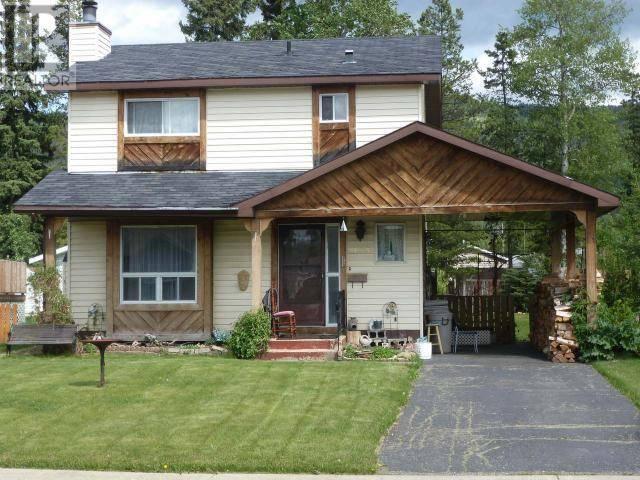 House for sale at 135 Fellers Ave Tumbler Ridge British Columbia - MLS: 166899