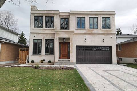House for sale at 135 Fitzgerald Ave Markham Ontario - MLS: N4429906