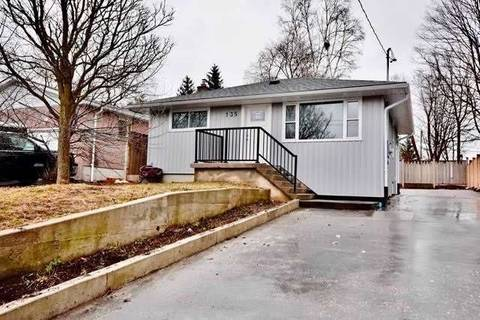 Townhouse for sale at 135 Gunn St Barrie Ontario - MLS: S4751059
