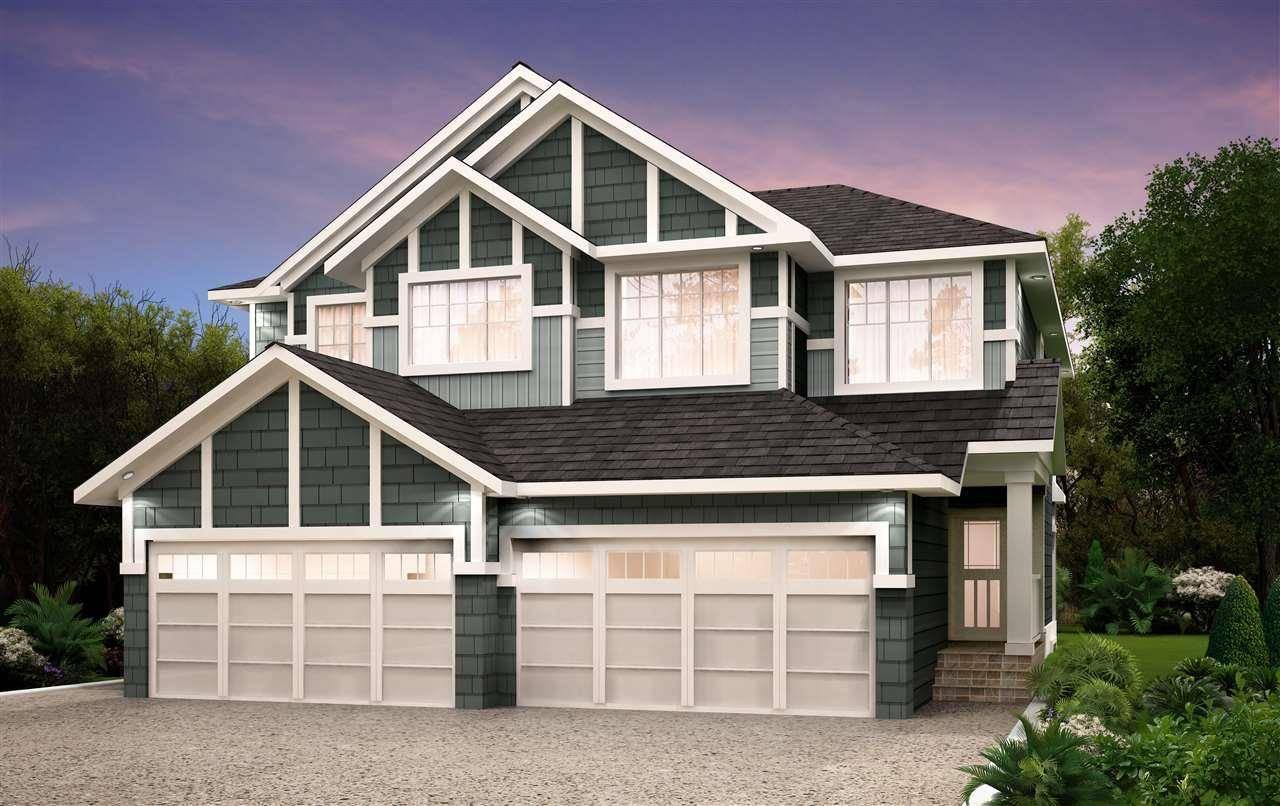 Townhouse for sale at 135 Harvest Ridge Dr Spruce Grove Alberta - MLS: E4191754
