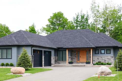 House for sale at 135 High Bluff Ln Blue Mountains Ontario - MLS: X4921834