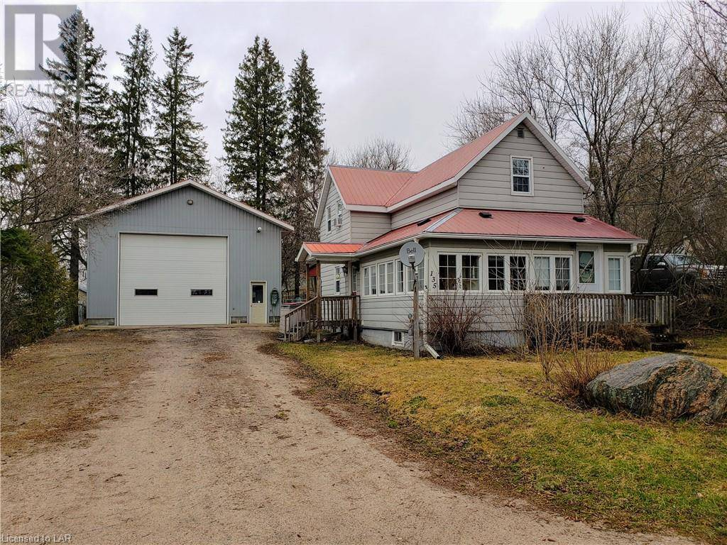 House for sale at 135 Huston St Burk's Falls Ontario - MLS: 250841