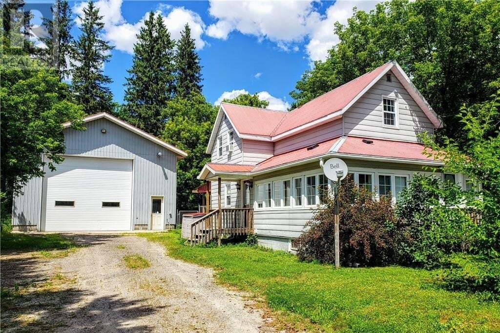 House for sale at 135 Huston St Burk's Falls Ontario - MLS: 40017205