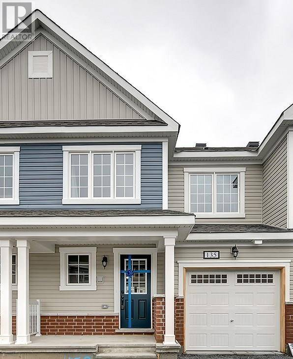 Townhouse for rent at 135 Lanceleaf Wy Ottawa Ontario - MLS: 1173698