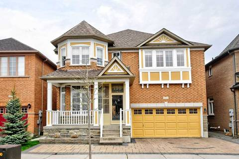 House for sale at 135 Madison Heights Blvd Markham Ontario - MLS: N4453835